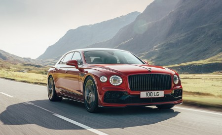 2021 Bentley Flying Spur V8 Wallpapers & HD Images