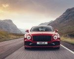 2021 Bentley Flying Spur V8 Front Wallpapers 150x120 (3)