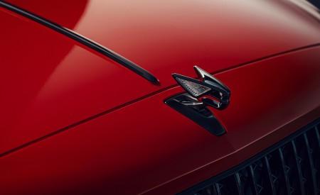 2021 Bentley Flying Spur V8 Hood Ornament Wallpapers 450x275 (17)