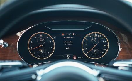 2021 Bentley Flying Spur V8 Instrument Cluster Wallpapers 450x275 (81)