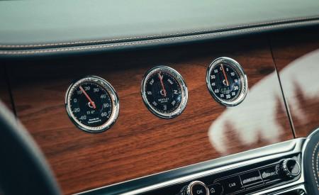 2021 Bentley Flying Spur V8 Interior Detail Wallpapers 450x275 (78)