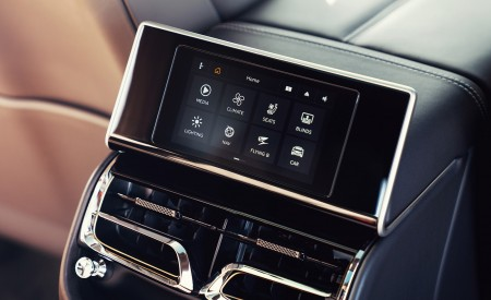 2021 Bentley Flying Spur V8 Interior Detail Wallpapers 450x275 (26)