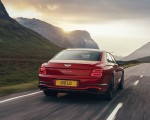 2021 Bentley Flying Spur V8 Rear Wallpapers 150x120 (5)