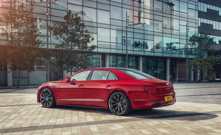 2021 Bentley Flying Spur V8 Side Wallpapers 450x275 (11)