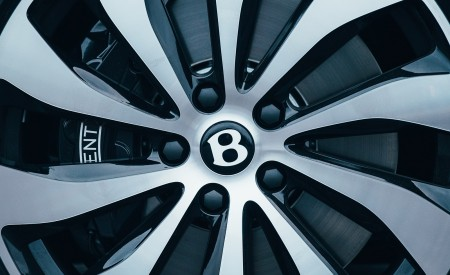 2021 Bentley Flying Spur V8 Wheel Wallpapers 450x275 (44)