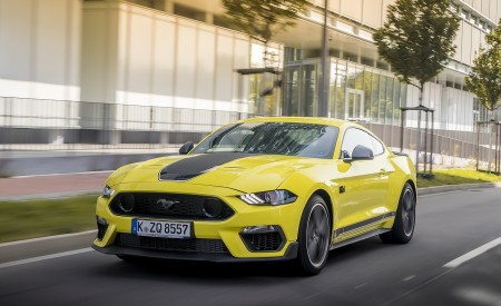 2021 Ford Mustang Mach 1 (EU-Spec) Wallpapers HD