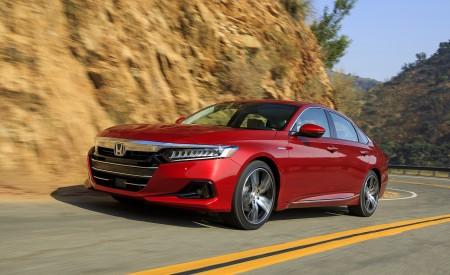 2021 Honda Accord Hybrid Wallpapers HD
