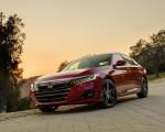2021 Honda Accord Hybrid Front Three-Quarter Wallpapers  150x120 (6)