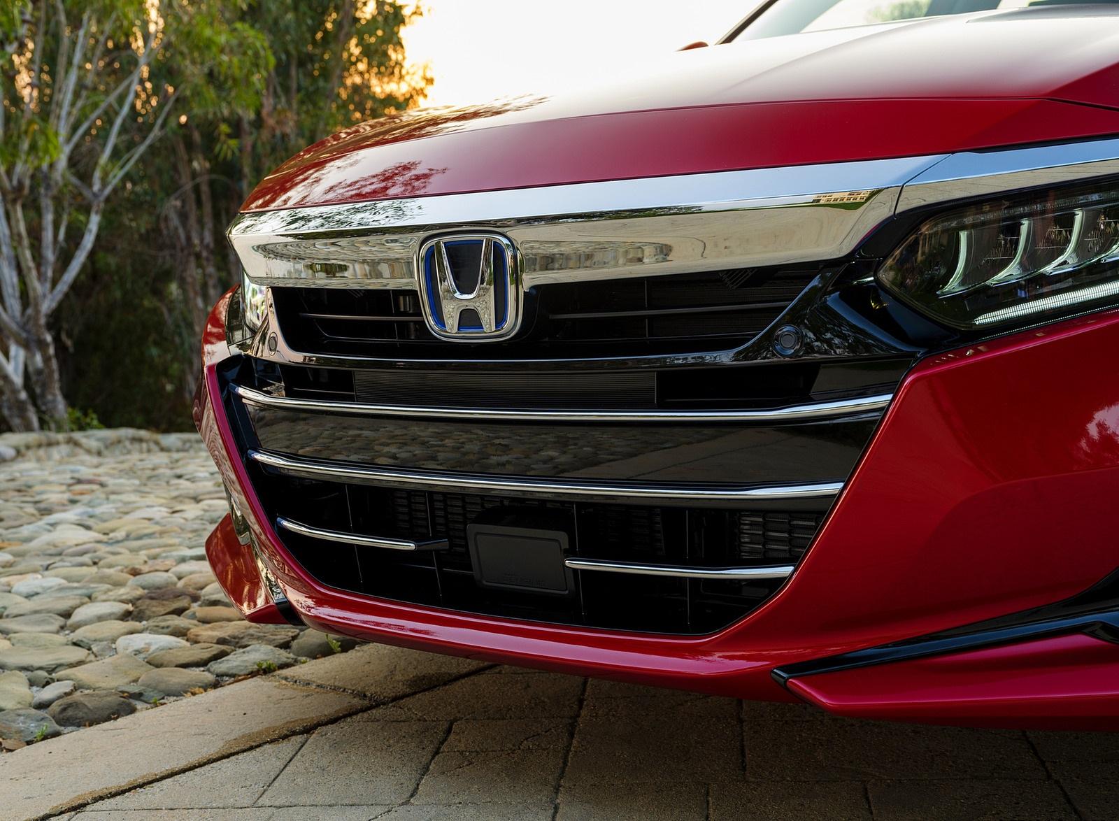 2021 Honda Accord Hybrid Grill Wallpapers (9)