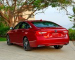 2021 Honda Accord Hybrid Rear Three-Quarter Wallpapers 150x120 (8)