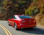 2021 Honda Accord Hybrid Rear Three-Quarter Wallpapers 150x120 (3)