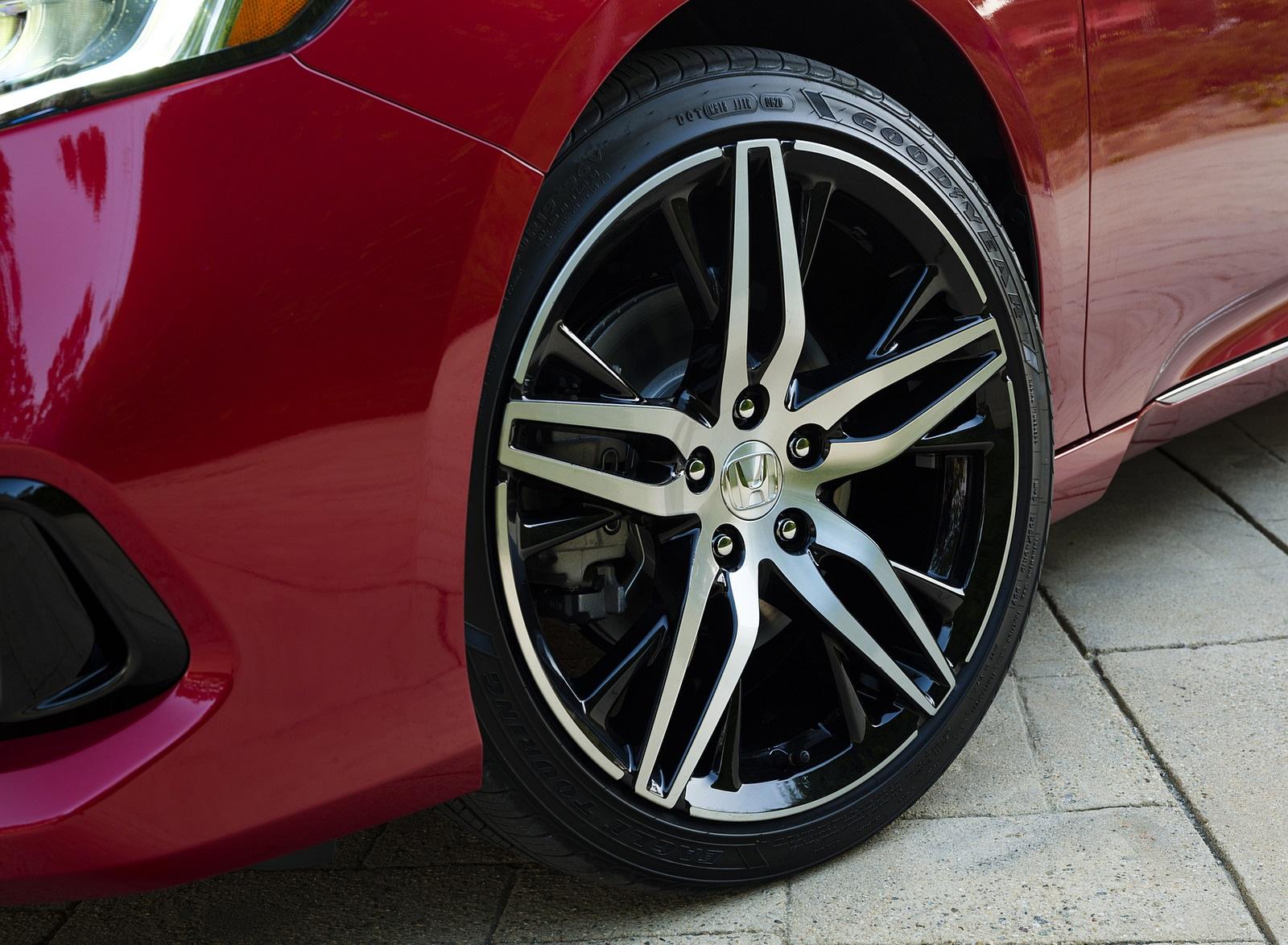 2021 Honda Accord Hybrid Wheel Wallpapers (10)