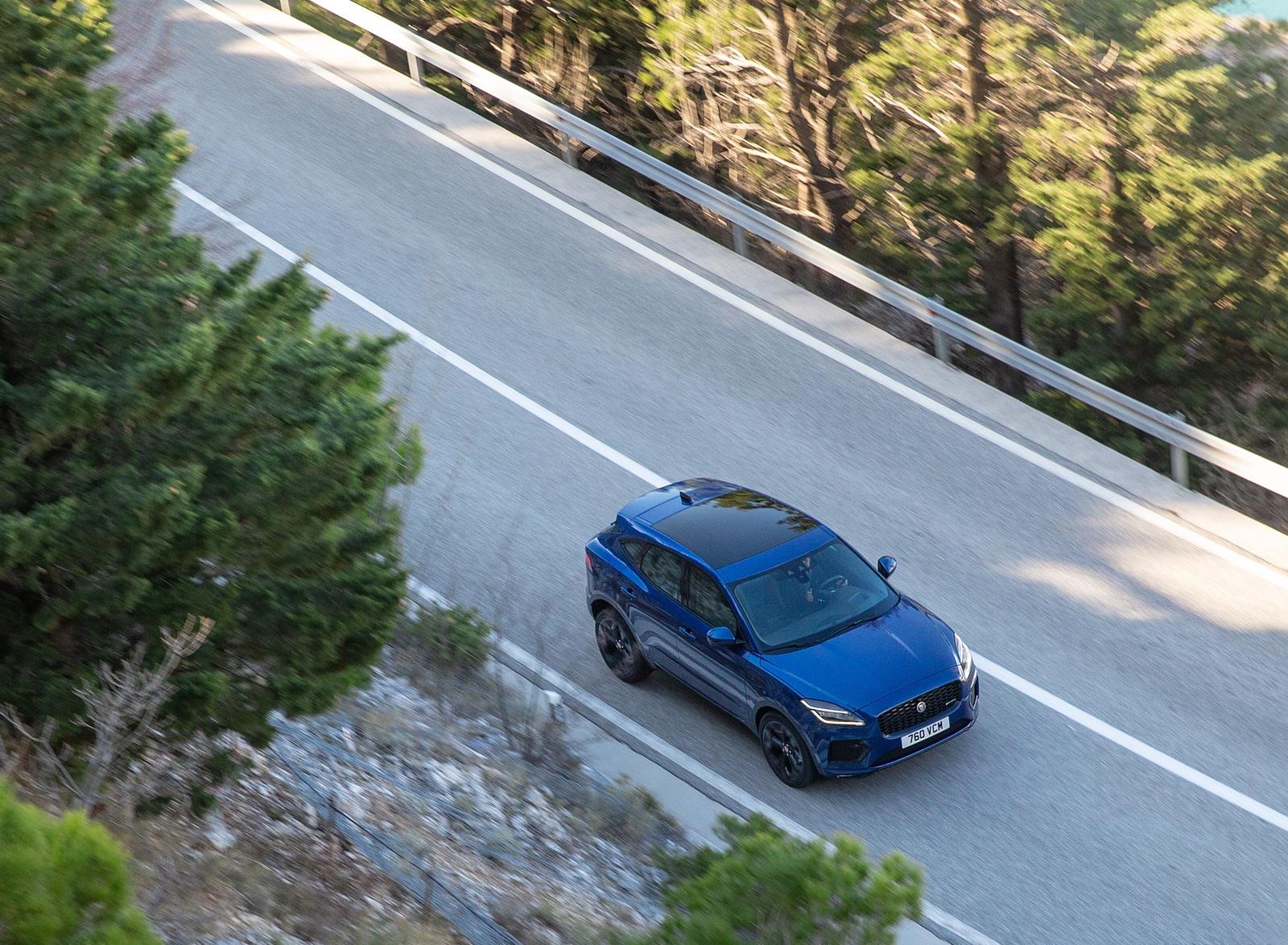 2021 Jaguar E-PACE Top Wallpapers (8)