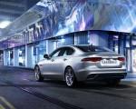 2021 Jaguar XE Rear Three-Quarter Wallpapers 150x120 (4)