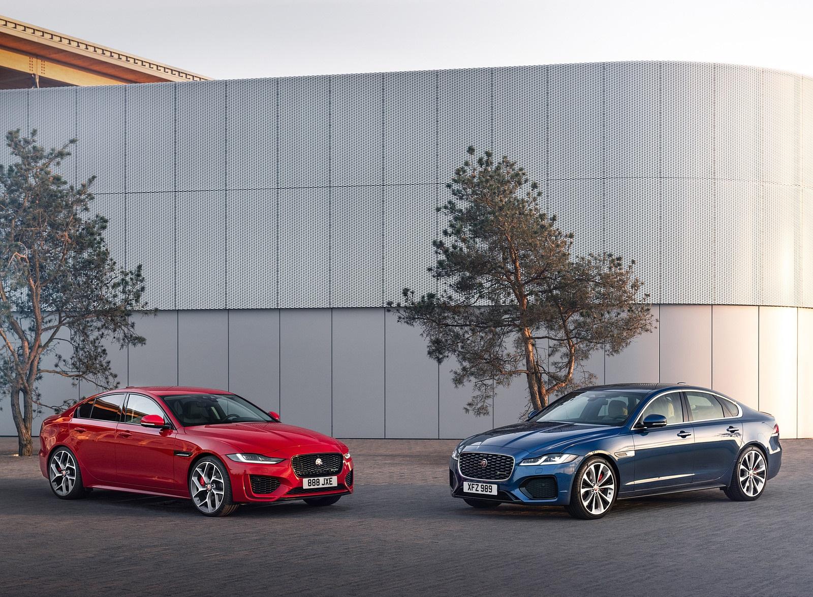 2021 Jaguar XE Wallpapers (8)