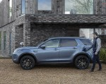 2021 Land Rover Discovery Sport P300e PHEV Charging Wallpapers 150x120 (7)