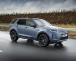 2021 Land Rover Discovery Sport P300e PHEV Front Three-Quarter Wallpapers 150x120 (2)