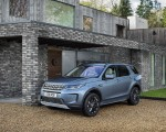 2021 Land Rover Discovery Sport P300e PHEV Front Three-Quarter Wallpapers 150x120 (4)