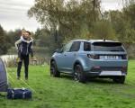2021 Land Rover Discovery Sport P300e PHEV Rear Three-Quarter Wallpapers 150x120 (10)
