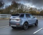 2021 Land Rover Discovery Sport P300e PHEV Rear Three-Quarter Wallpapers 150x120 (3)