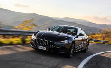2021 Maserati Ghibli SQ4 GranLusso Wallpapers HD
