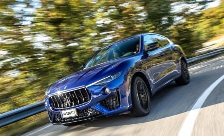 2021 Maserati Levante GranSport Wallpapers HD