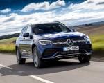 2021 Mercedes-Benz GLC 300 E (UK-Spec) Wallpapers HD