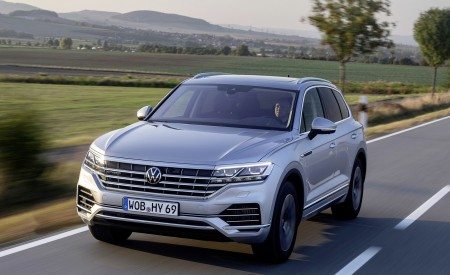 2021 Volkswagen Touareg EHybrid Wallpapers HD