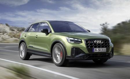 2021 Audi SQ2 Wallpapers HD