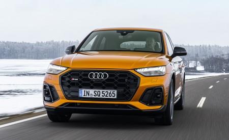 2021 Audi SQ5 Sportback TDI Wallpapers HD