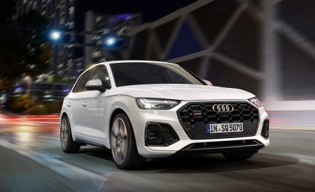 2021 Audi SQ5 TDI Wallpapers & HD Images