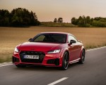 2021 Audi TTS Coupe Competition Plus Wallpapers HD