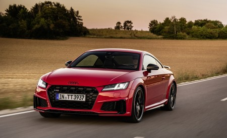 2021 Audi TTS Coupe Competition Plus Wallpapers & HD Images