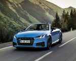 2021 Audi TTS Roadster Competition Plus Wallpapers HD