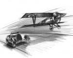 2021 Bugatti Chiron Sport Les Légendes du Ciel Design Sketch Wallpapers 150x120 (20)