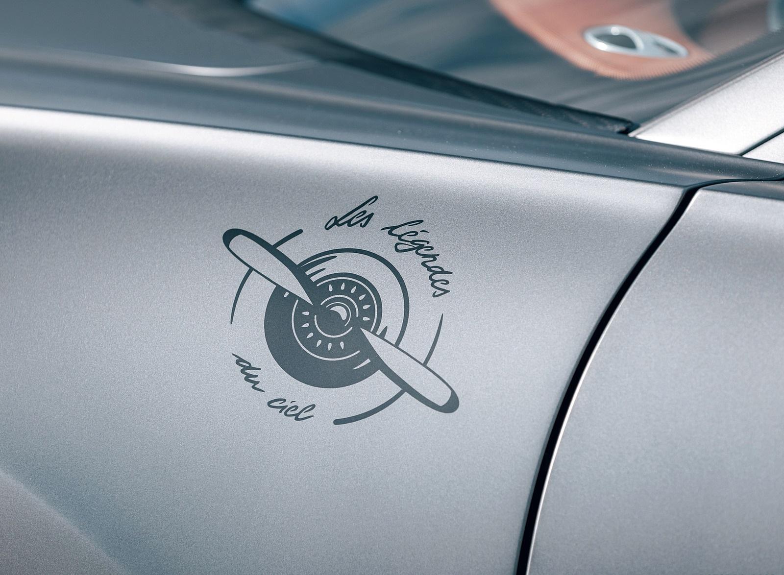 2021 Bugatti Chiron Sport Les Légendes du Ciel Detail Wallpapers (9)