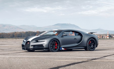 2021 Bugatti Chiron Sport Les Légendes Du Ciel Wallpapers HD