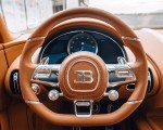 2021 Bugatti Chiron Sport Les Légendes du Ciel Interior Steering Wheel Wallpapers 150x120 (19)