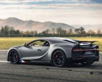 2021 Bugatti Chiron Sport Les Légendes du Ciel Rear Three-Quarter Wallpapers 150x120 (3)