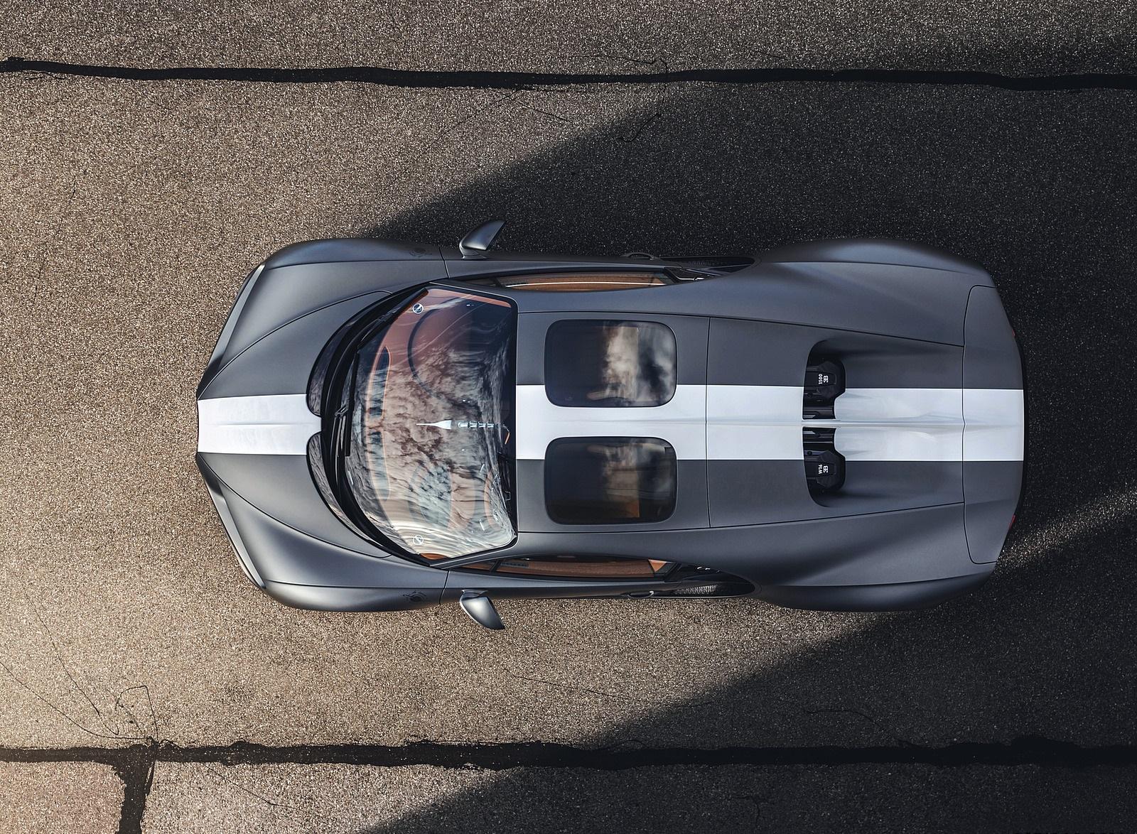2021 Bugatti Chiron Sport Les Légendes du Ciel Top Wallpapers (7)
