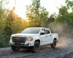 2021 GMC Canyon AT4 Off-Road Performance Edition Front Three-Quarter Wallpapers 150x120 (8)