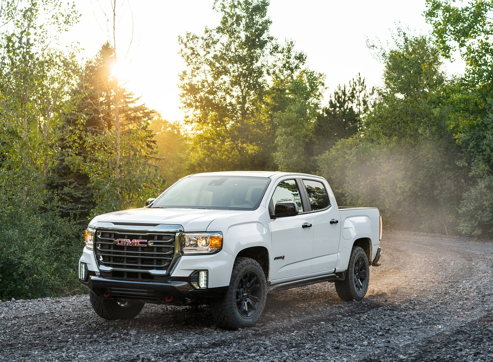 2021 GMC Canyon AT4 Off-Road Performance Edition Front Three-Quarter Wallpapers (8)