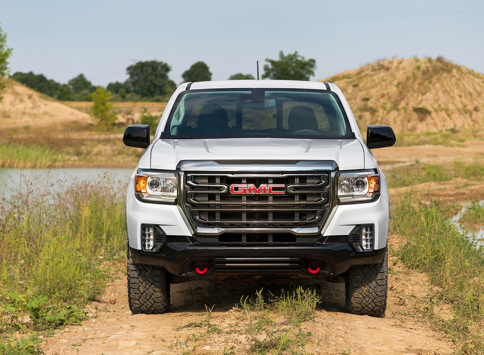 2021 GMC Canyon AT4 Off-Road Performance Edition Front Wallpapers (9)