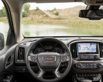 2021 GMC Canyon AT4 Off-Road Performance Edition Interior Cockpit Wallpapers 150x120 (19)