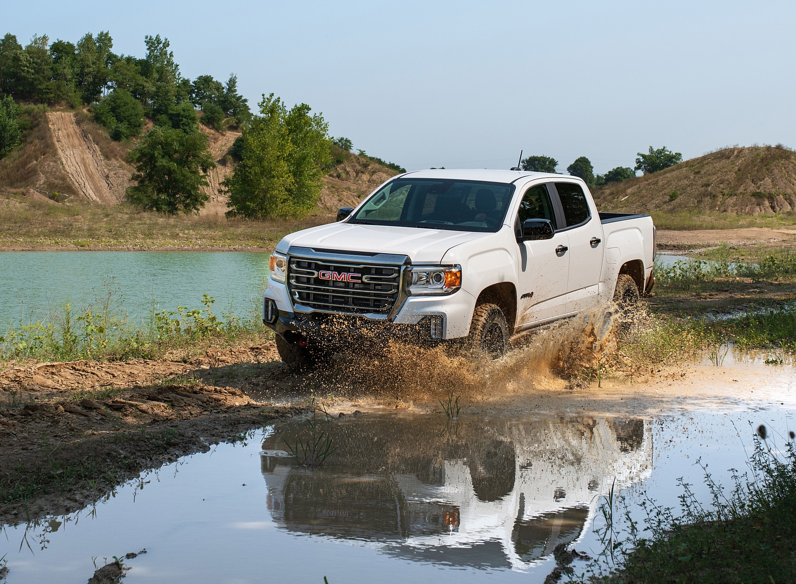 2021 GMC Canyon AT4 Off-Road Performance Edition Off-Road Wallpapers (10)