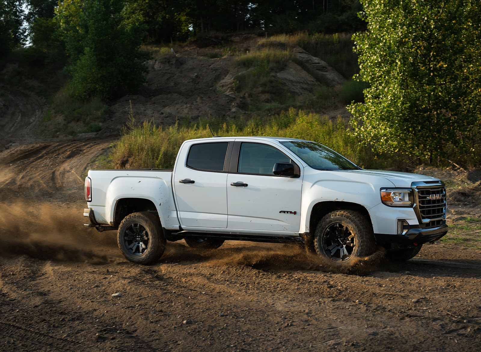 2021 GMC Canyon AT4 Off-Road Performance Edition Off-Road Wallpapers (2)