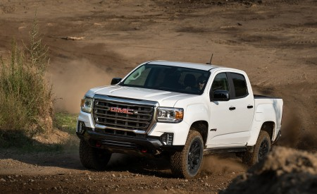 2021 GMC Canyon AT4 Off-Road Performance Edition Wallpapers HD