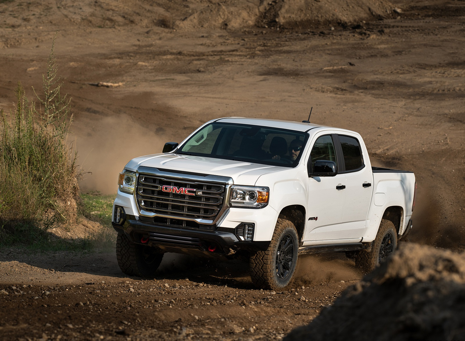 2021 GMC Canyon AT4 Off-Road Performance Edition Off-Road Wallpapers (1)