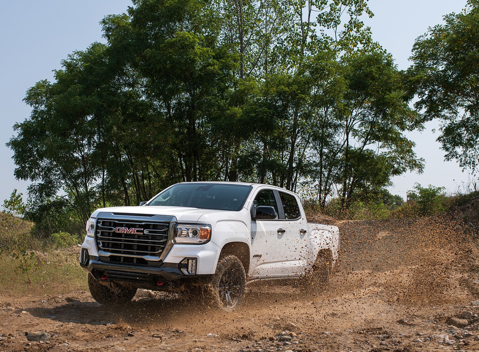 2021 GMC Canyon AT4 Off-Road Performance Edition Off-Road Wallpapers (3)