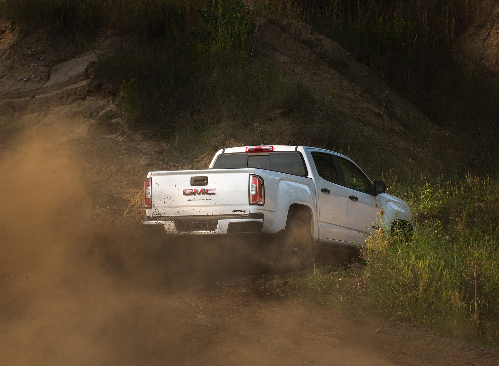 2021 GMC Canyon AT4 Off-Road Performance Edition Off-Road Wallpapers (5)